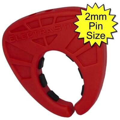 Silicone Fusion 'Viper' Bi-Polar Cock Ring
