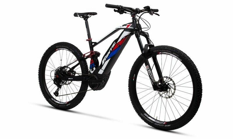 Fantic XF1 INTEGRA 150 Trail 630Wh