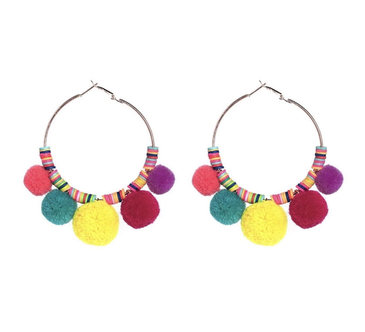 Orbelle earrings