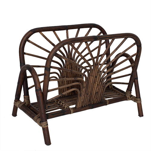 Rattan Newspaper, Magazine Rack