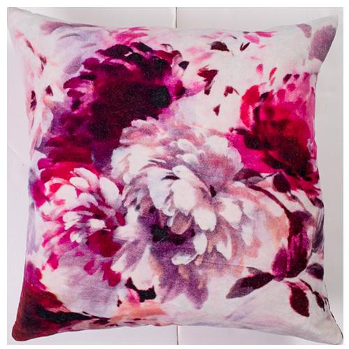 Velvet Cushion 45cm - prefilled with insert
