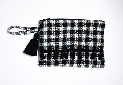 Tweed Clutch