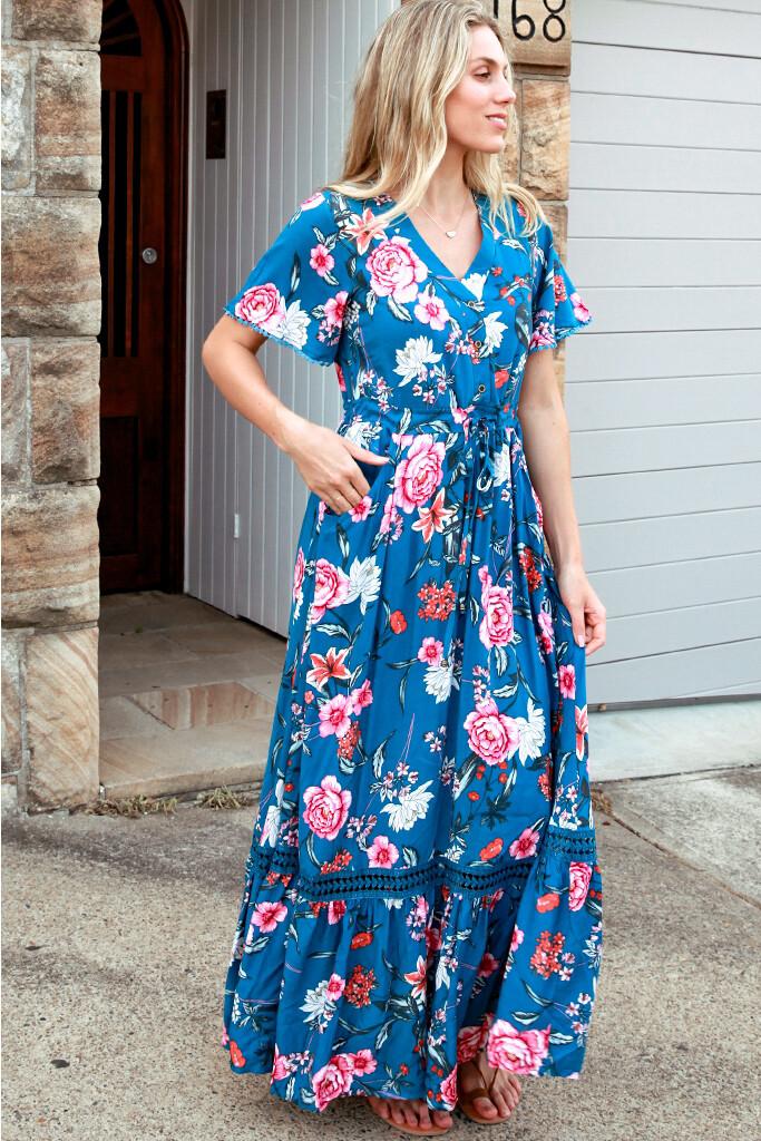 Brooke Maxi Dress