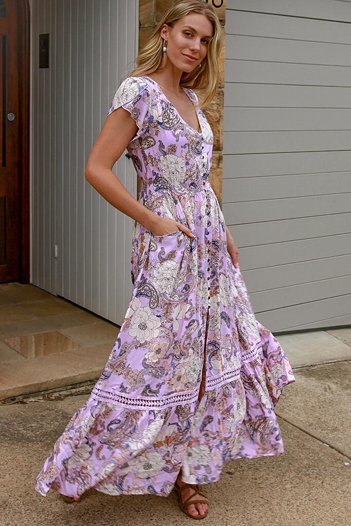 Fatima Maxi Dress