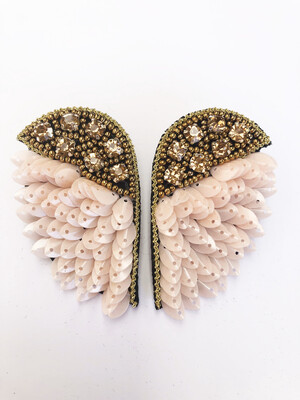 Bella Wing Earrings
