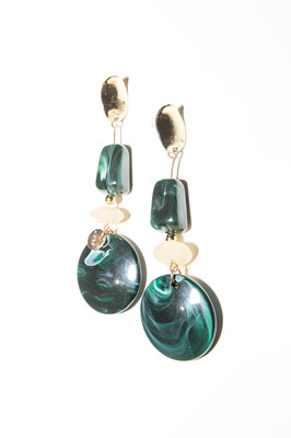 Susie Olive Earrings