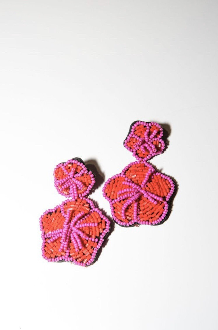 Kirsten Beaded Earrings