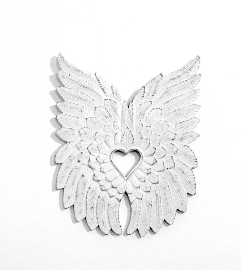 Wall angel wings