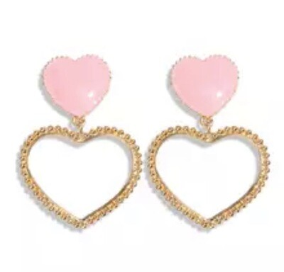 Isle Heart Earrings