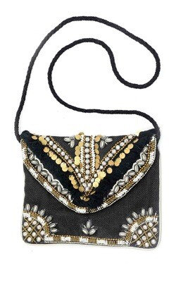 Tamara Beaded Handbag