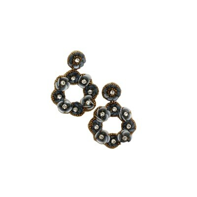 Ella Beaded Earrings