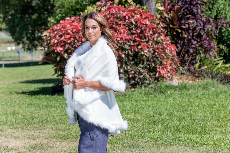 Aspen coat White