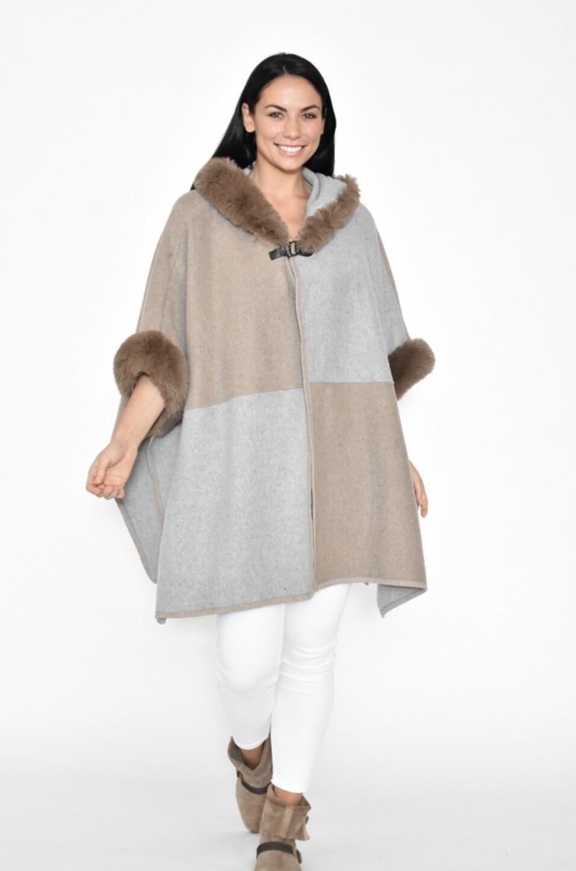 Shania Fur Coat