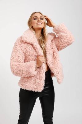Here We Go Again Fur Jacket