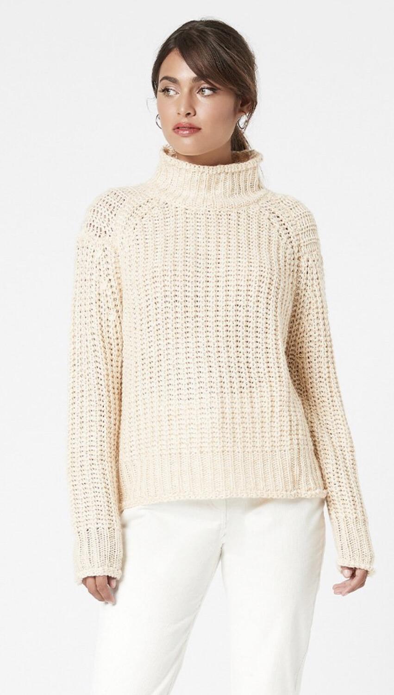 Sofia Knit cream