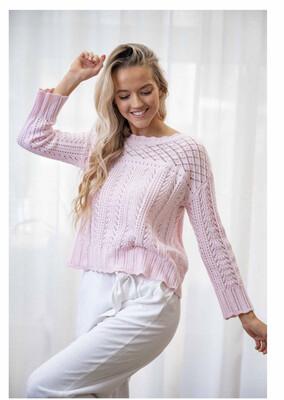Tilly knit Pink