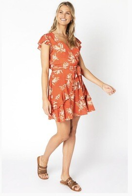Las Palmas Mini Dress