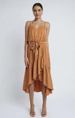 Verona Ruffled Dress