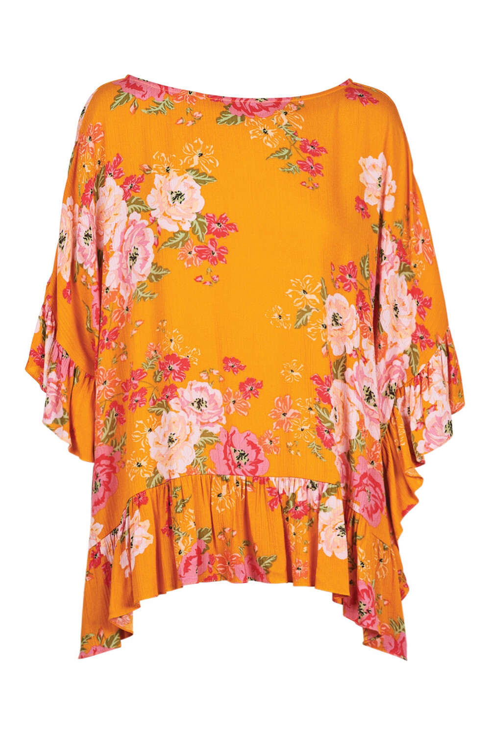 Marquis Frill Top