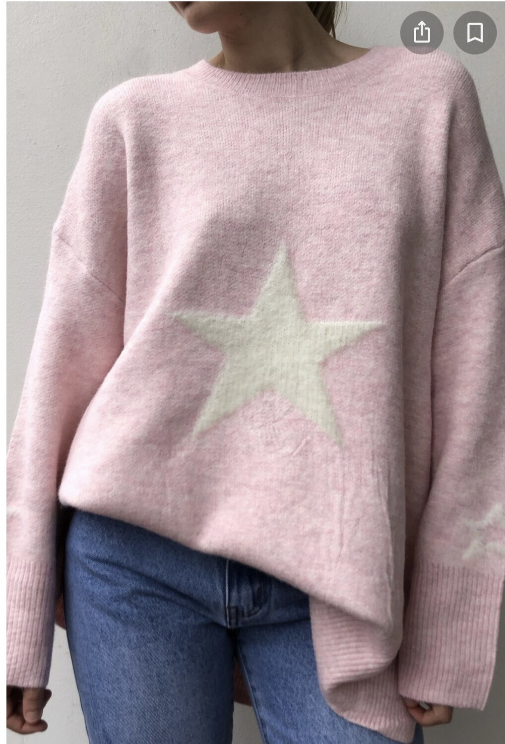 Star Luxe Knit