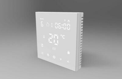 Термостат HY607-WiFi от Китай, WiFi, 16A, външен сензор, програмируем, седмичен
