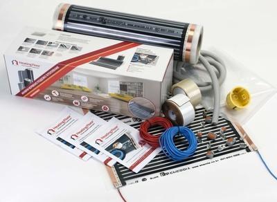 MASTER Комплект за подово отопление, инфрачервено отоплително фолио