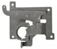 LATCH-HOOD PLATE-LEFT-68 -76 (#E7703L) 3AA2