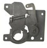 LATCH-HOOD PLATE-RIGHT-68-76 (#E7703R) 3AA2