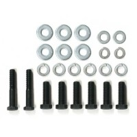 BOLT KIT-FRONT BUMPER-CORRECT-24 PIECE-68-72 (#E10772)