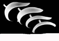 FLARES-WHEELS-L88-ZL1-HAND LAYUP-4 PIECE KIT-68-82 (#E17761)