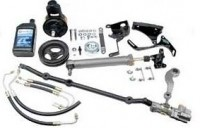 CONVERSION-POWER STEERING-WITH HIGH PERFORMANCE ENGINE-SMALL BLOCK-63-74 (#E9460)