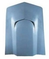 HOOD-ASSEMBLY-L-88 STYLE-HAND LAYUP (SHORT HOOD) -W OUT COLD AIR CHAMBER-68-72 (#E16790)