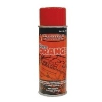PAINT-SPRAY-CHEVROLET ORANGE ENGINE PAINT TRUE COLOUR 57-74 (#E15331) 1B3'