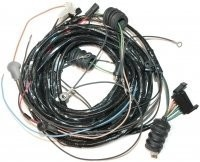 HARNESS-WIRE-REAR BODY-WITH OUT ALARM SYSTEM-INCLUDES FIBEROPTICS-70-71(#74580)