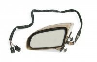 MIRROR EXTERIOR -WITH OUT HEAT- WITH POWER GOOD-USED-LEFT-84-87 (#E14737)
