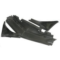 SPOILER PACE CAR STYLE -FRONT AIR DAM-URETHANE--3 PIECE-73-79 (#21506)