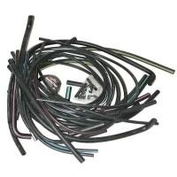 HOSE KIT-HEADLAMP AND WIPER DOOR VACUUM-69 (#E6080) 2AA2
