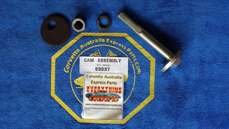 CAM ASSEMBLY-REAR STRUT ROD ADJUST-4 PIECES-63-82 (#E3237) 2C3