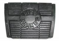 PAD-BRAKE PEDAL-MANUAL-80-81 (#E10496) 3A43