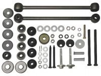 BUSHING KIT-REAR SUSPENSION-75-79 (#E7740)