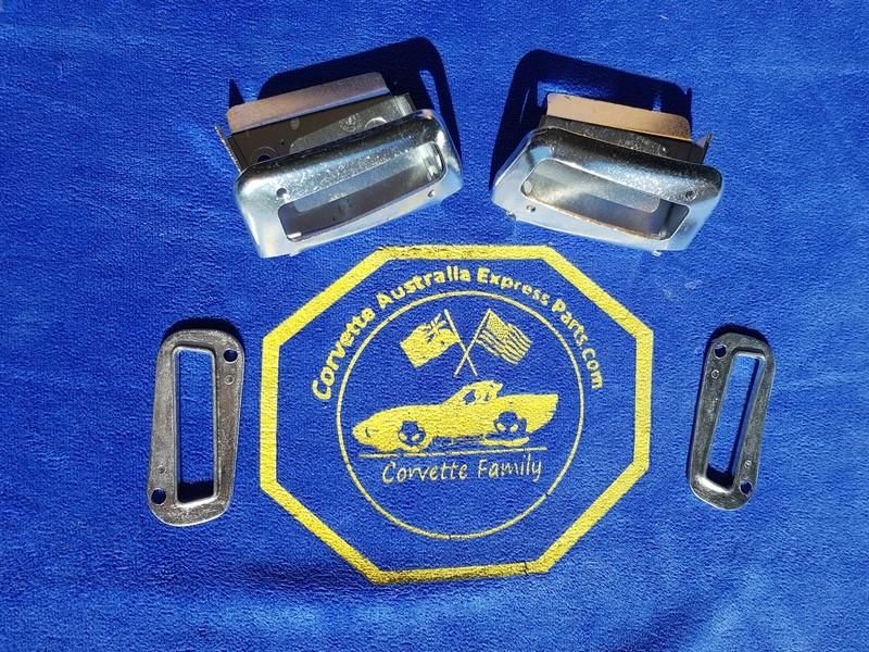 SHOULDER HARNESS SEAT KIT-4 PIECES-70-75(#E13091) 5A4