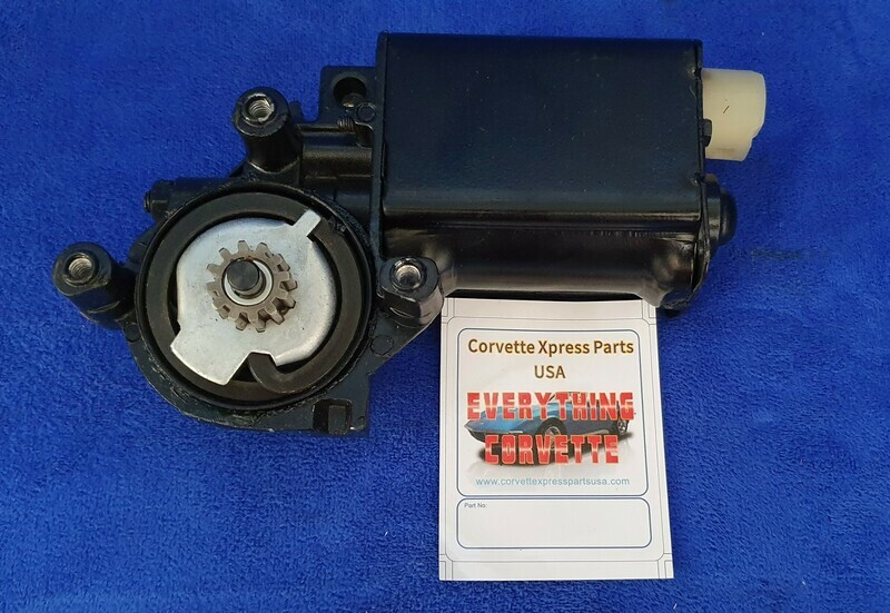 MOTOR-POWER WINDOW-NEW-WITH HARNESS-LEFT-56-67 (#E11669)