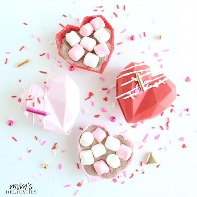 HOT CHOCOLATE BOMB [Heart]