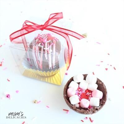 HOT CHOCOLATE BOMB [Round]