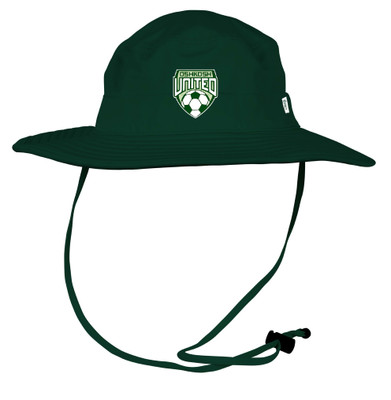 Callahan's Bucket List Hat Green