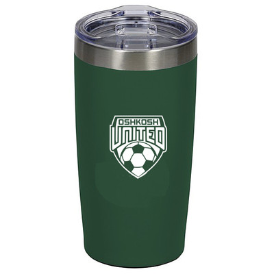 Be at the Field at 7am Travel Tumbler - 18 oz.