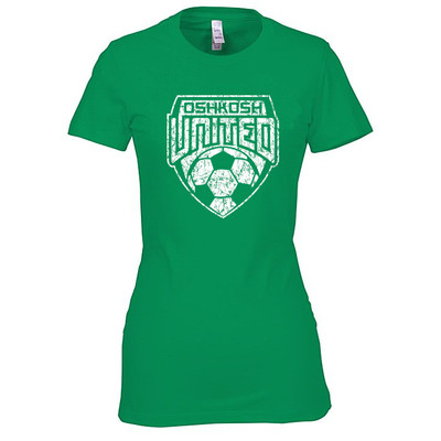 Ladies' Favorite Tee - Kelly Green - Size Medium