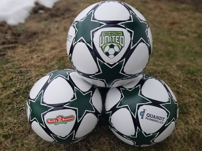 Oshkosh United Official Soccer Ball