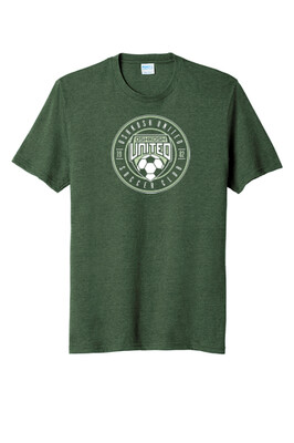 Men's Supporting My Favorite Player Tee Mens Green XL