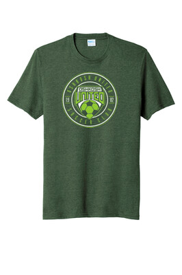 Men's Area 51 Tee Mens Green Large